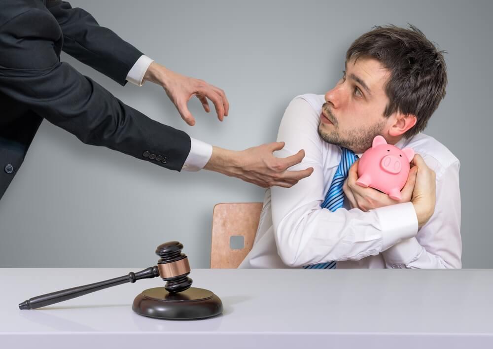 Решение суда о банкротстве физических лиц