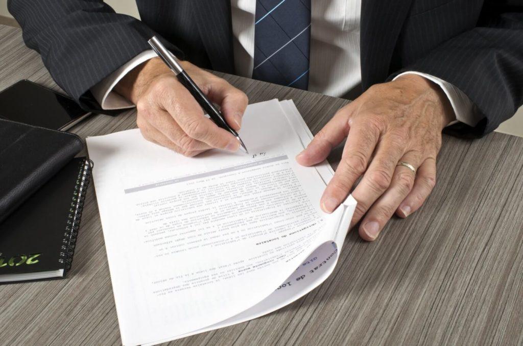 Общие правила оспаривания сделок