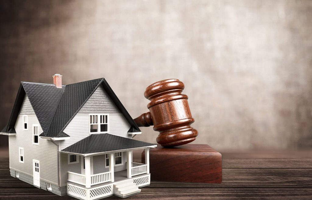 Арест части квартиры при банкротстве