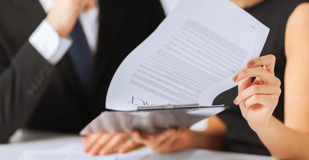 Подписание мирового соглашения