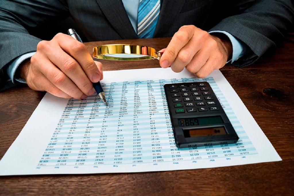 таблица калькулятор налоги